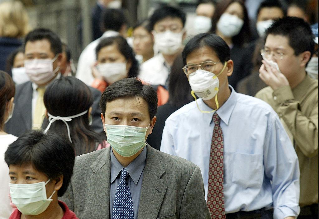 中共肺炎感染源不明 台灣提升旅遊警示