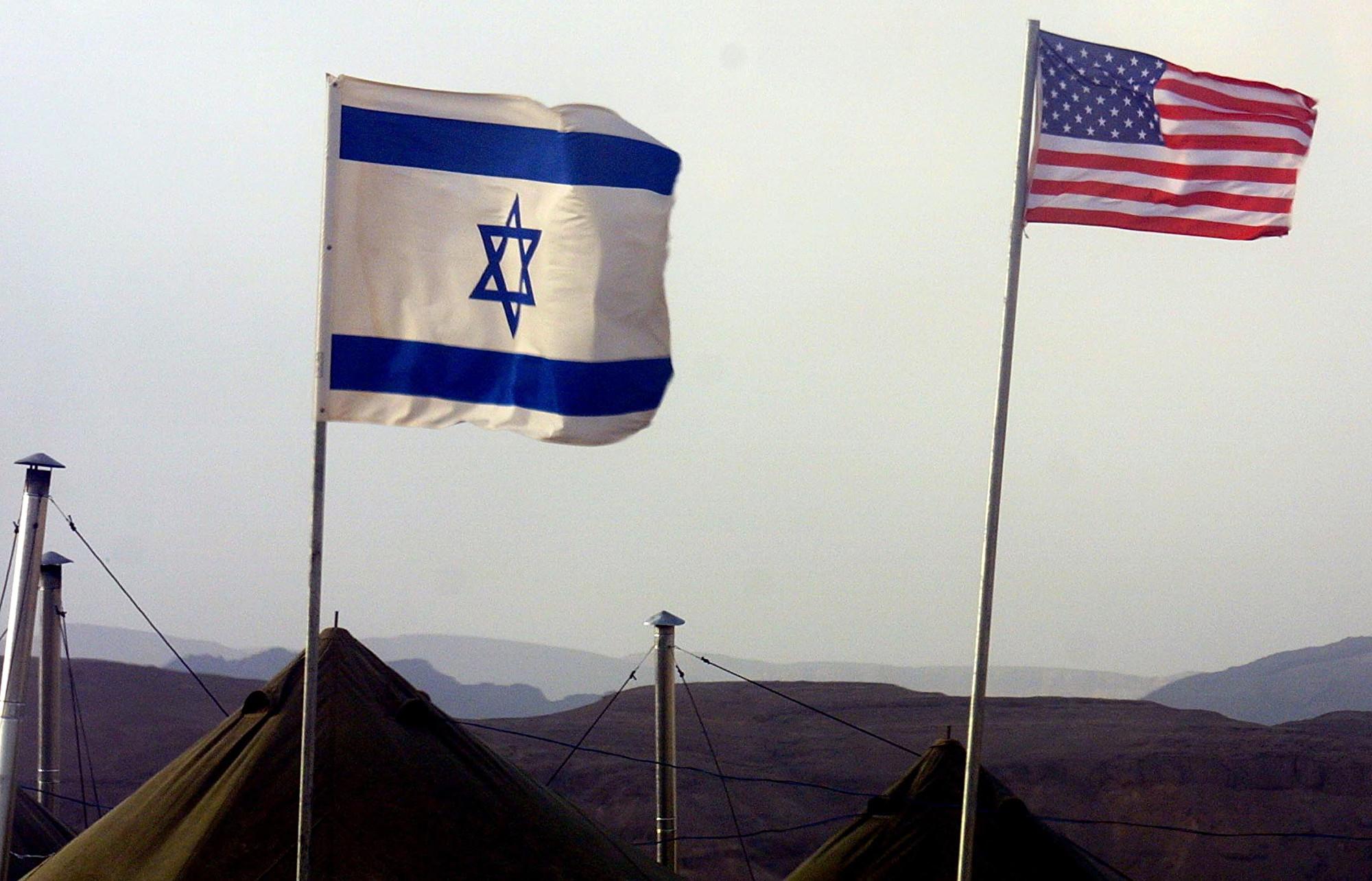 伊朗人不踩美國和以色列國旗 網民對比中國