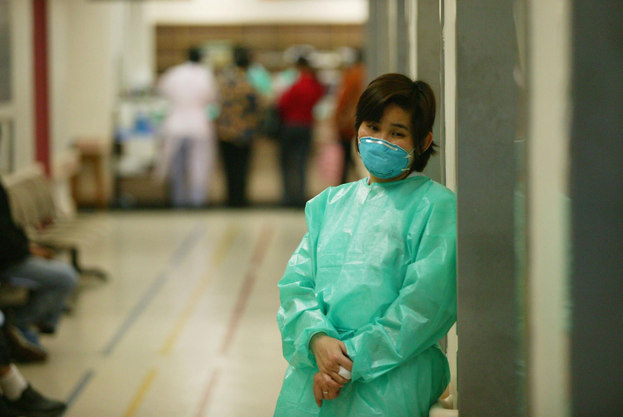 武漢爆發神秘肺炎 美駐華使館發健康警告