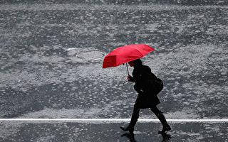 周二晚间降温 周中或将出现暴风雨