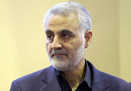 伊朗革命衛隊的領導人、伊朗指揮官蘇萊曼尼(Qassem Soleimani)少將,在1月3日被擊斃前,一直在伊拉克策劃和實施襲擊美國的軍事計劃。(MEHDI GHASEMI/ISNA/AFP via Getty Images)