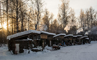 俄西伯利亚-50˚C低温 当地人享受生活乐趣
