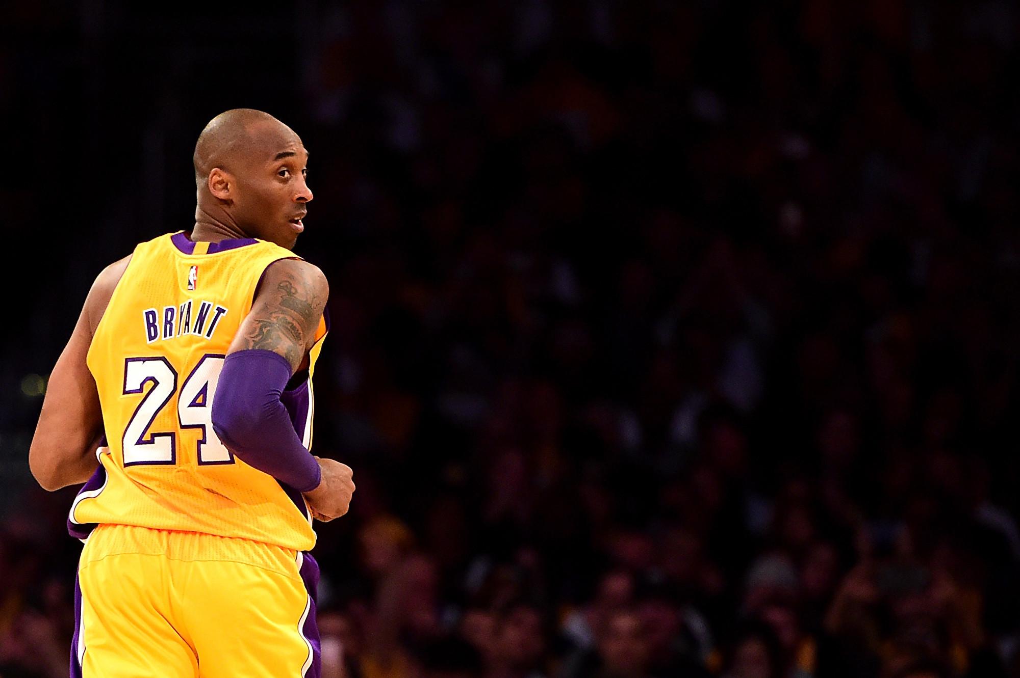 NBA巨星科比最後一趟飛行 留下一個疑點
