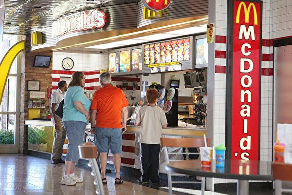 美国男子的麦当劳汉堡变木乃伊 放20年不坏