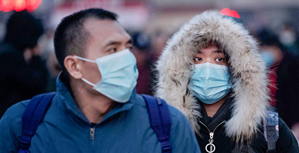 中共肺炎目前面臨的情況是:人與人之間迅速傳播;沒有已知的治癒、治療方法或疫苗;死亡率已經接近4%。(Kevin Frayer/Getty Images)