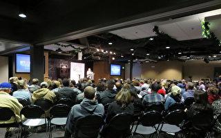 「不選」激進性教育課 研討會吸引300人