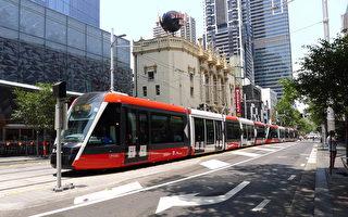 本周起悉尼轻轨加快运行 总行程时间减10%