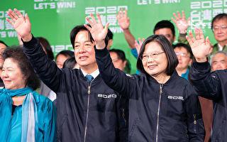 台灣2020大選結果命理觀