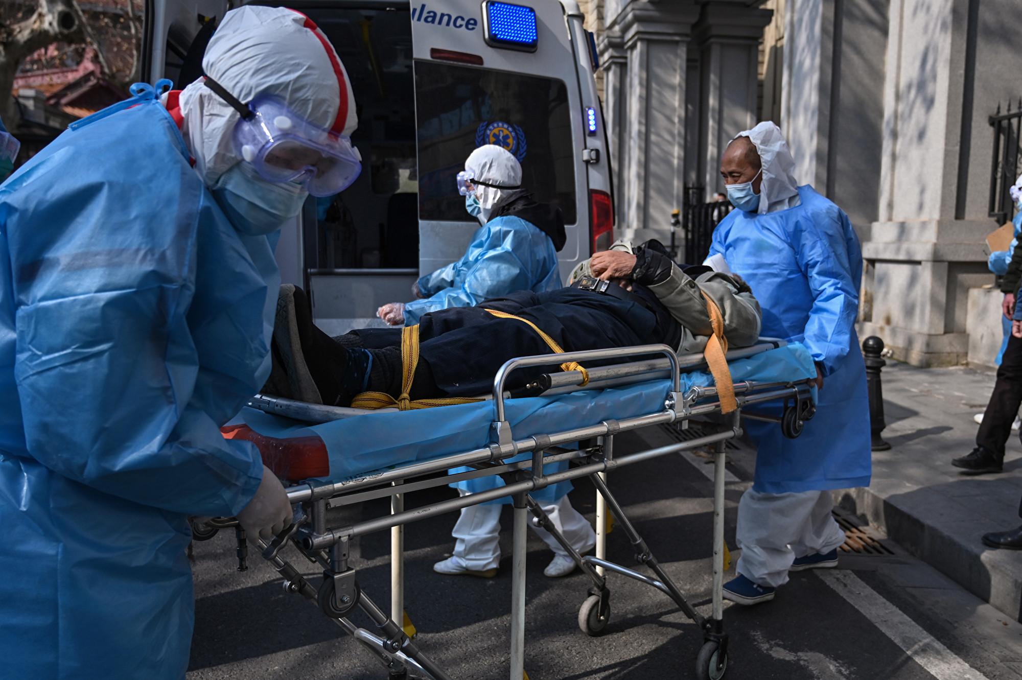首曝中共病毒 武漢醫生重症床上披露全過程