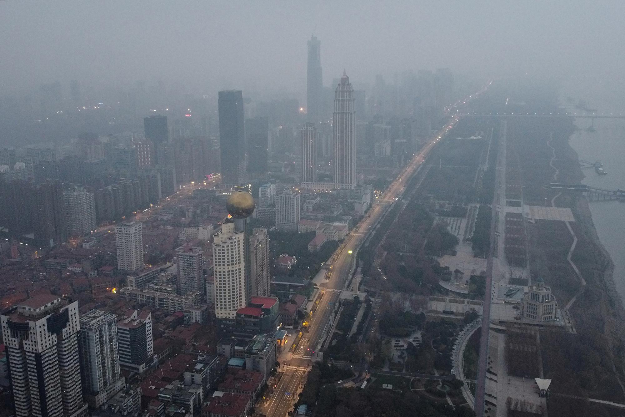 中共肺炎疫情下的中國中小企業 開工違法不開工等死