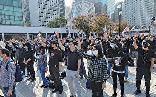 香港五大訴求再響起 促落實真普選