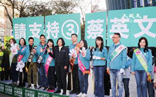 王丹撐蔡英文 告誡台灣選錯人會帶來災難