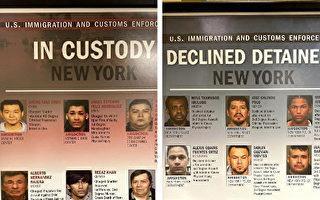 ICE发传票  勒令纽约市提交受庇护无证客信息
