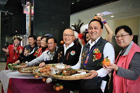 原民的传统美食,欢迎游客品尝。
