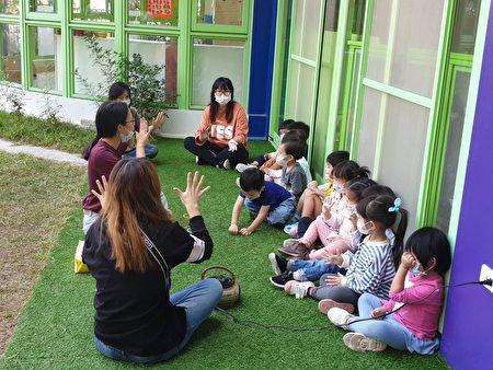 新竹市有最优秀的老师及最棒的团队,孩子好幸福。