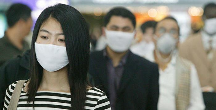中共肺炎爆發 台醫生示警傳染力比沙士強