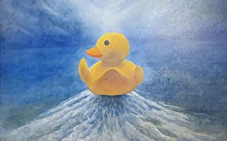 """鸭子画家许天得 屏美馆办""""鸭力觉醒""""个展"""