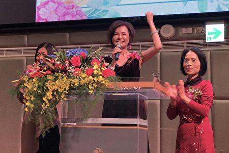 荣任新竹市儿童教保福利联合会理事长,吴贞仪任重道远,众望所归。