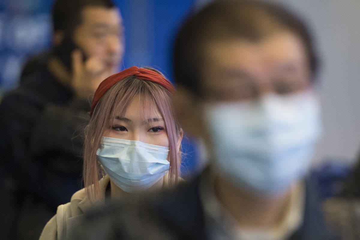 中共肺炎疫情嚴峻 加拿大經濟受損