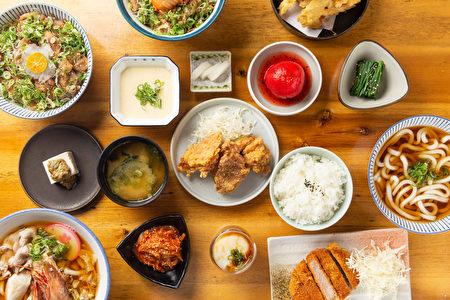 日式唐揚雞定食,貨真價實的食材,提供客人高水準、高CP值消費。