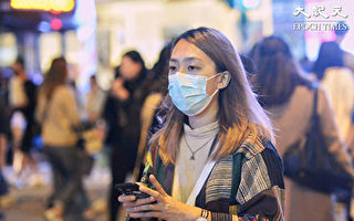 武漢肺炎效應 香港團體停辦集會遊行一個月