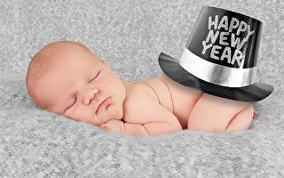 二000年出生加国新年宝宝已20岁啦