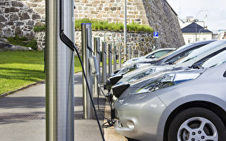 为减碳排 多伦多10年需有22万电动车