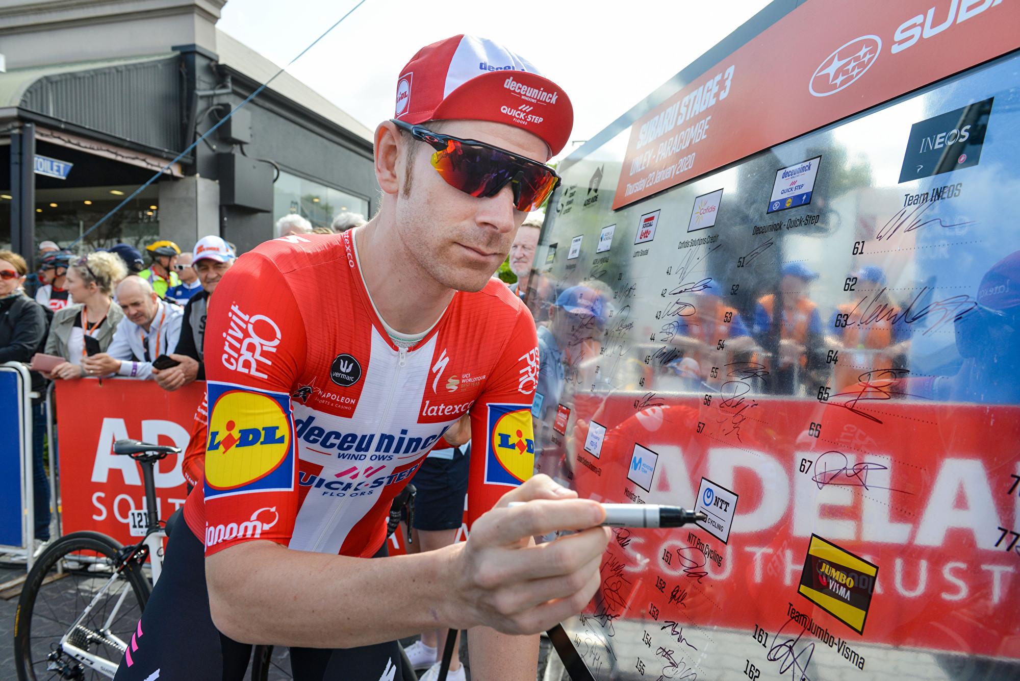 中共肺炎波及選手 丹麥單車冠軍被隔離