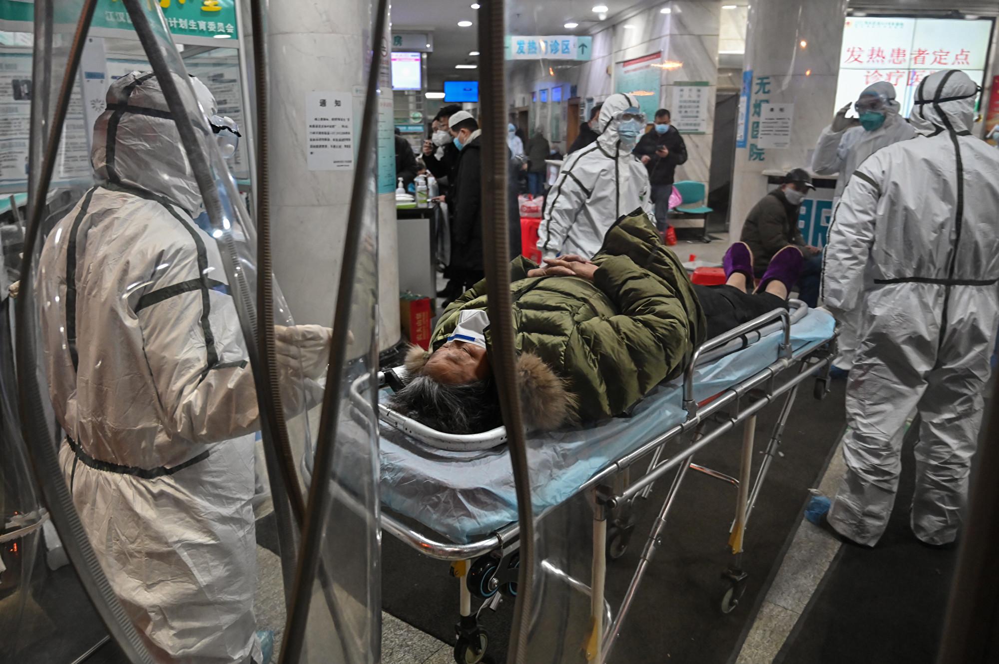 武漢肺炎有多嚴重 模型分析得出駭人數據