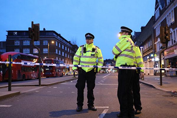 伦敦发生恐袭事件3人受伤 凶手被击毙