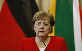 【快訊】德國總理默克爾首次測試呈陰性