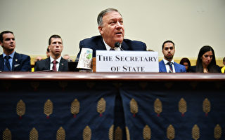 蓬佩奥:已告知伊朗 美国愿助其应对新冠病毒