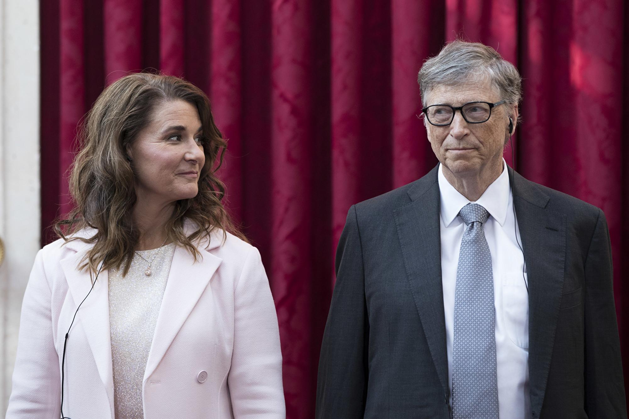 對抗中共病毒 蓋茨基金會捐一億美元