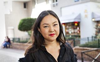 祖籍東方的法國女孩 傳播亞裔文化