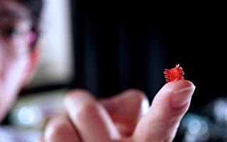 用光控制微型机器人 台研究登国际期刊封面