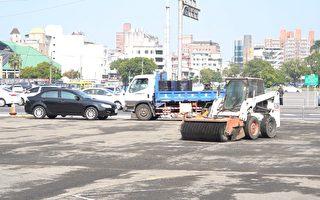 舊燈會停車場 預計新增1000多個汽機車停車位
