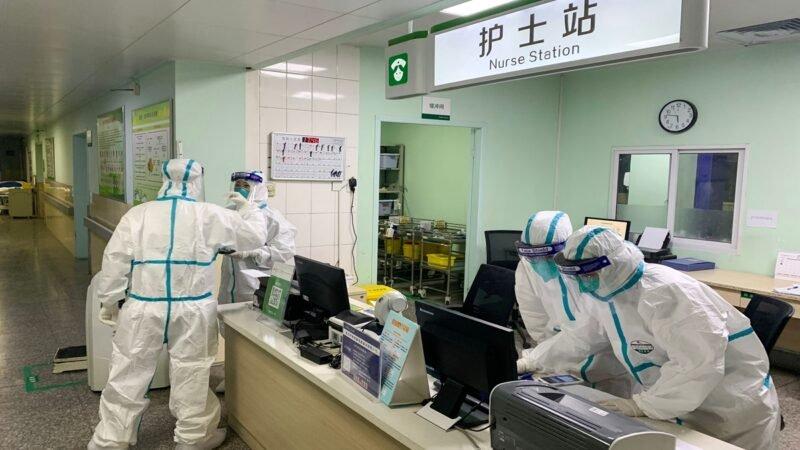 武漢中共肺炎疫情蔓延 中共基層官員頻「臨陣逃跑」