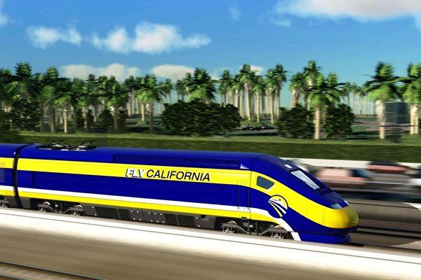 加州高铁成本再增 达803亿美元