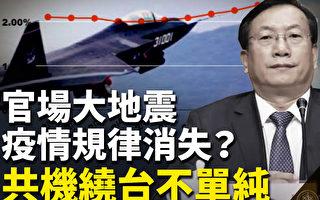 【十字路口】病毒引官场大地震 疫情为何狂飙?