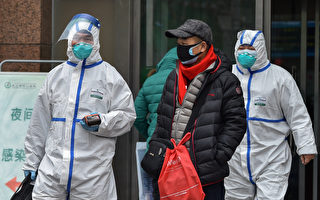 武漢病患在隔離點無人管等死 家屬向外求救
