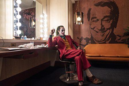 《小丑》剧照。