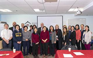 加強宣導戒菸 波城華埠5機構攜手努力