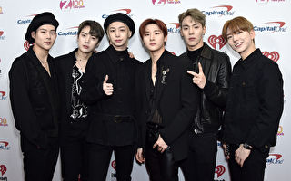 MONSTA X入Billboard 200前5名 韩歌手第三