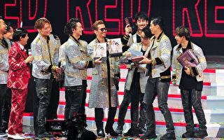 EXILE与Perfume巨蛋演唱会 因疫情当日喊停