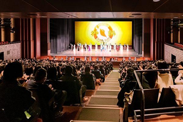 34場神韻震撼日本 觀衆:藝術家做偉大之事