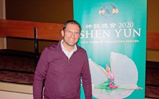 神韻傳遞中華傳統文化 手術中心老闆著迷