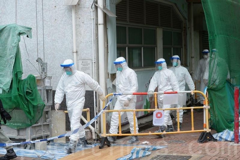 香港2例新冠患者死亡 美CDC發佈旅行指南