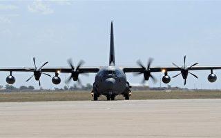 共機兩度擾台 美軍MC-130J今現蹤台灣海峽