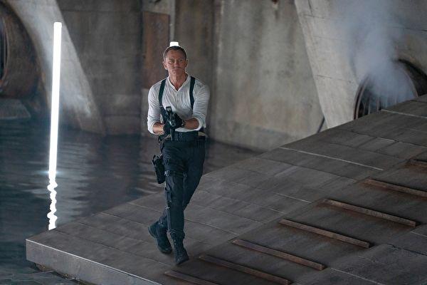 中共肺炎疫情延烧 《007》最新电影取消中国行