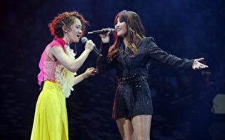 A-Lin邀当演唱会嘉宾 LuLu兴奋登台喊圆梦